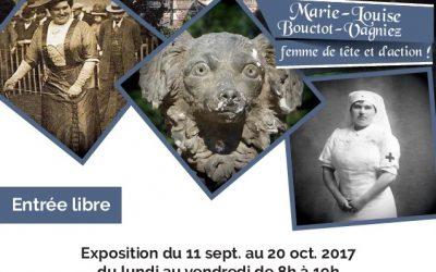Marie-Louise Bouctot-Vagniez, femme de tête et d'action !