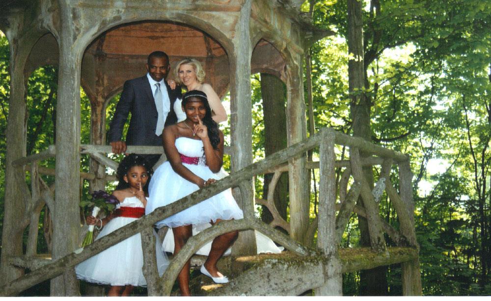 Une demeure d'exception pour mariage