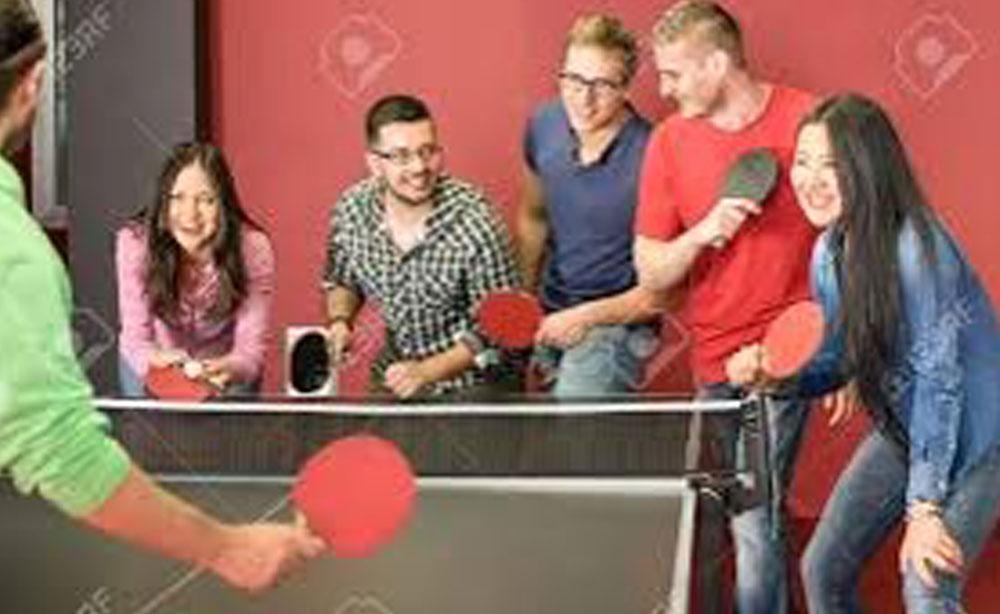 Teambuilding au vert - défi sportif - ping pong ông sportif La Roseraie