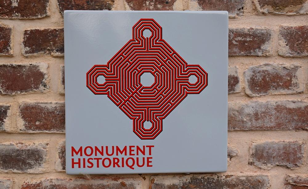 Monument historique picto